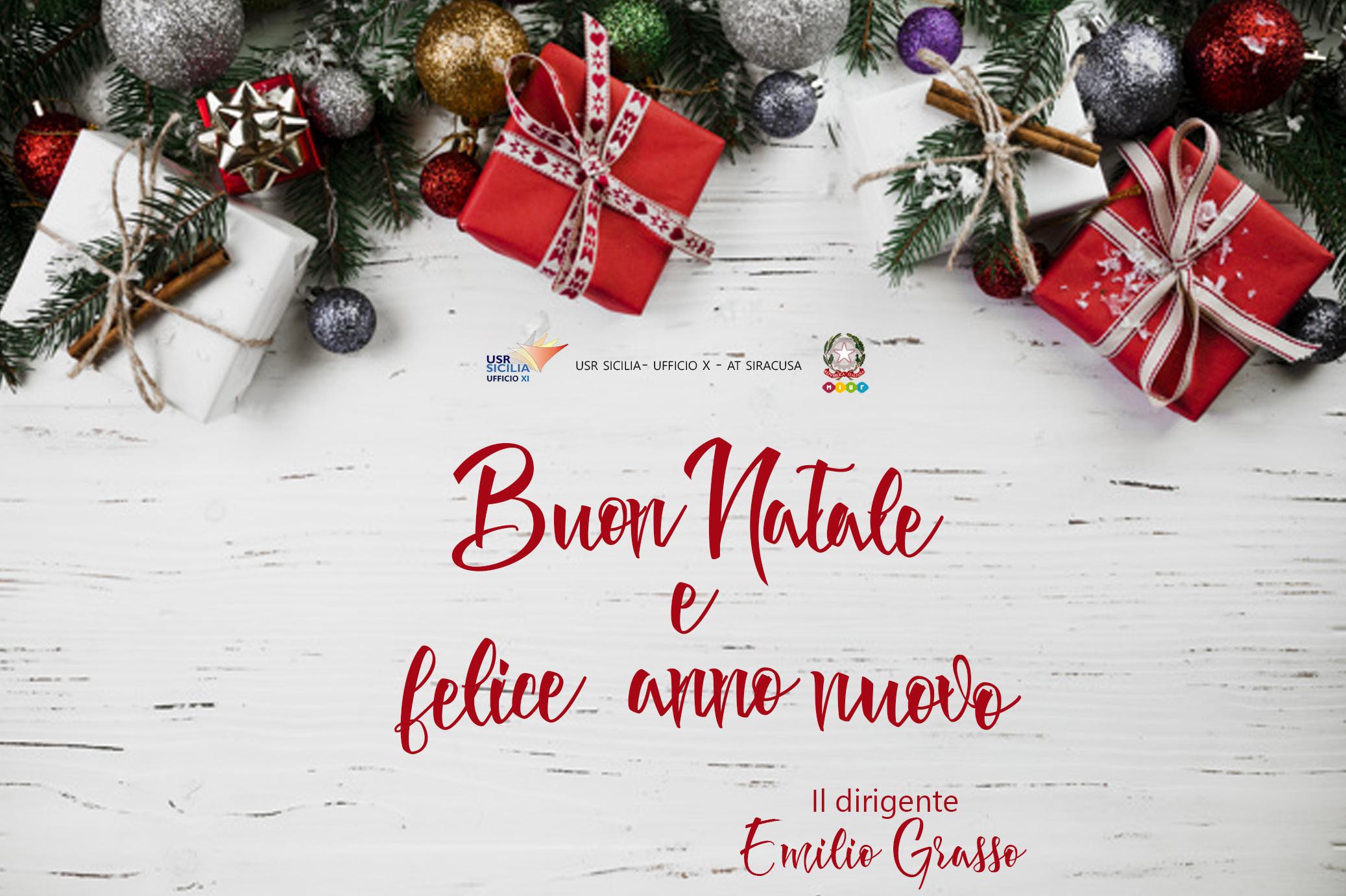 Auguri Di Buon Natale E Felice Anno Nuovo.Auguri Di Buon Natale In Siciliano